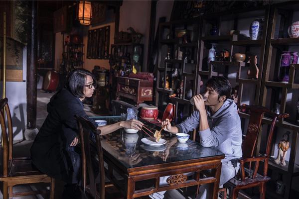 吴山居事件账系列网大杀青诡诞故事开辟盗墓新篇章